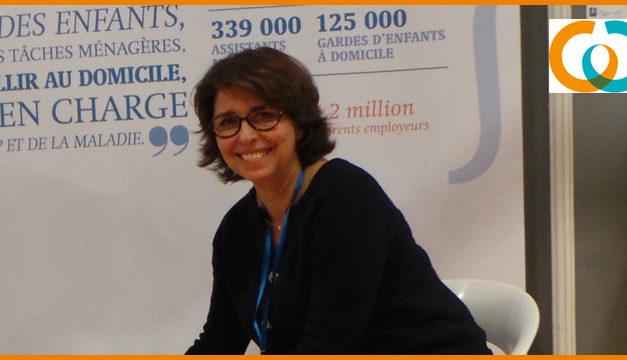 3 questions à… Claudie Kulak, présidente de la Compagnie des aidants !