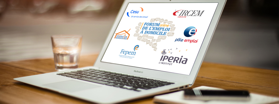 Les acteurs de l'emploi à domicile lancent le 1er Forum Online !