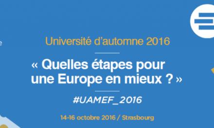 FEPEM et Mouvement européen – France : un partenariat engagé !