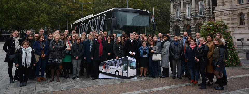 Retour sur la dernière étape du Bus IRCEM à Roubaix le 27 octobre 2016