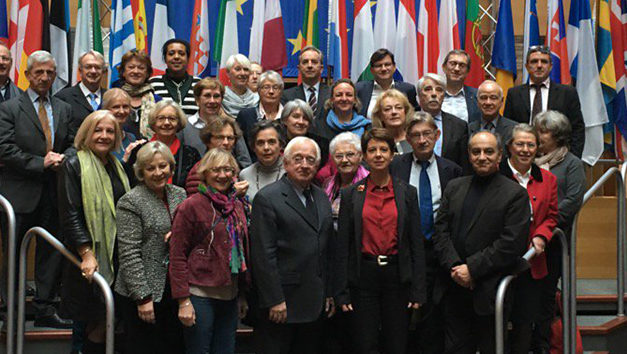 Union européenne : le CA de la FEPEM à Strasbourg !
