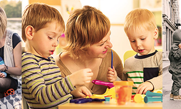 2ème trimestre 2016 : reprise de l'activité gardes d'enfants