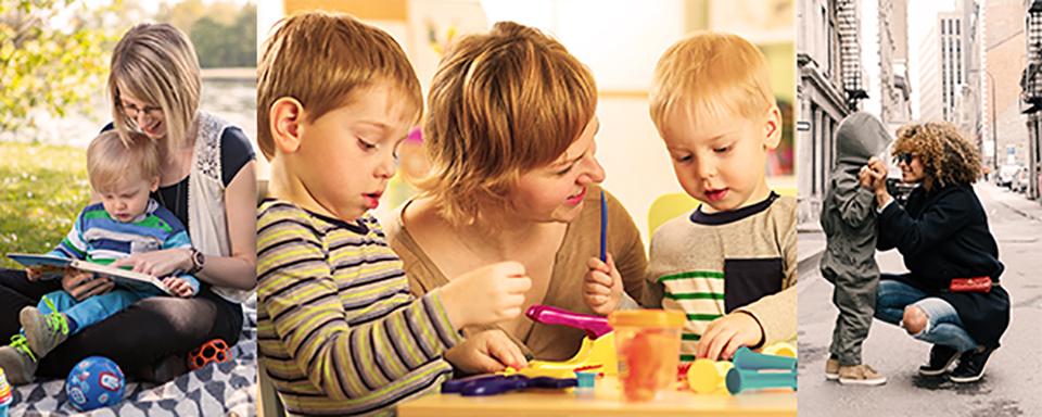 Découvrez les salaires horaires des assistants maternels et des gardes d'enfants à domicile