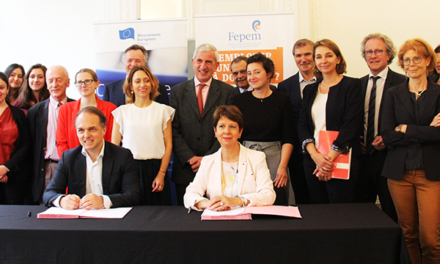 Renouvellement du partenariat entre la FEPEM et le Mouvement Européen France