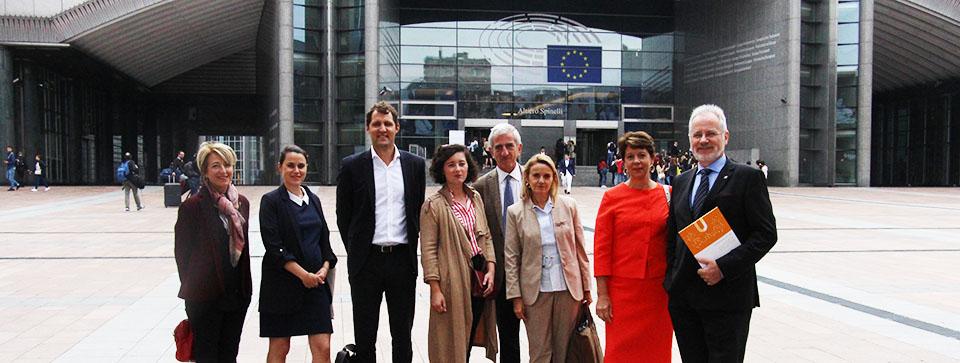 La FEPEM au Parlement européen pour favoriser l'émergence du secteur européen des particuliers employeurs et de l'emploi à domicile