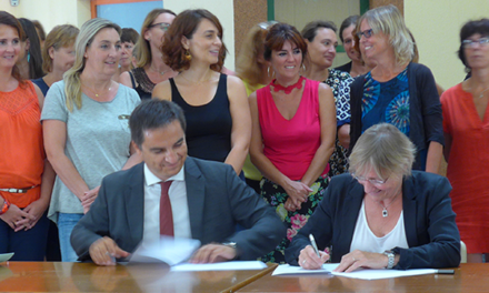 La FEPEM Occitanie et la Caf de l'Hérault s'engagent pour la qualité de l'accueil individuel du jeune enfant