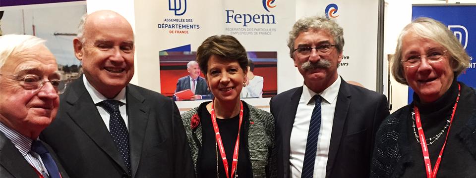 La FEPEM partenaire du 88ème Congrès des départements de France
