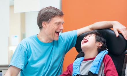 L'accompagnement à domicile des enfants en situation de handicap