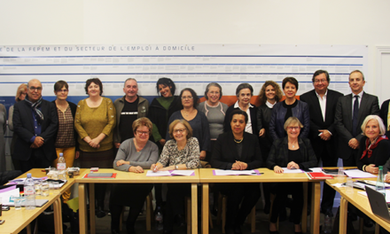 Création de l'Association pour la préfiguration de l'OGN santé au travail