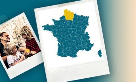 L'emploi a domicile : un secteur à part entière dans la région Hauts-de-France.