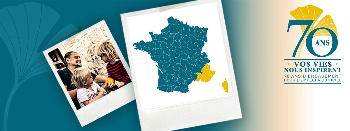 Région Sud PACA – Corse : un temps fort pour le secteur de l'emploi à domicile dans la région