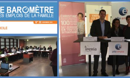 La FEPEM Normandie rassemble les grands acteurs institutionnels régionaux et s'engage avec Iperia et Pôle Emploi