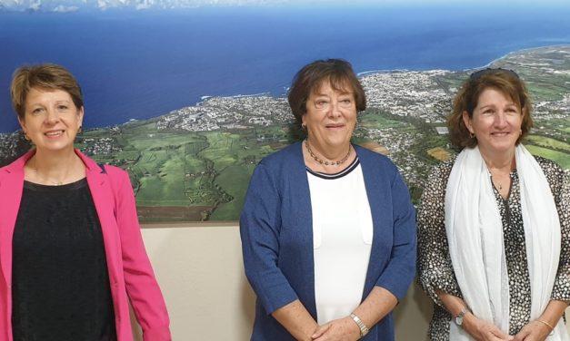 A la rencontre du secteur des particuliers employeurs et de l'emploi à domicile à La Réunion !