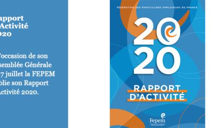 Rapport d'Activité 2020 de la FEPEM